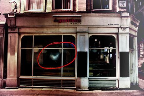 Did We Just See A G-G-G-G-Ghost? #GhostTour