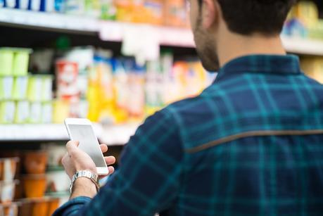 Digital disruption in grocery shopping