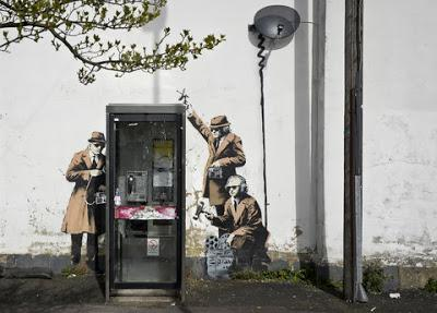 Banksy Tagged, Banksy Mugged: The Abuse of Geo-Profiling in Trying to Unmask Britain's Most Famous Artist.