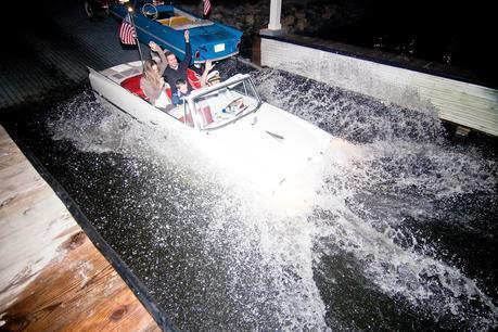 Amphicar, Amphicar Disney Springs, The Boathouse Disney, Disney World
