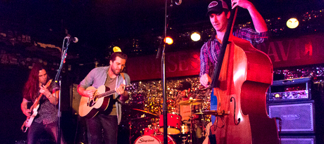 Mining For Freedom: Johnson Crook Live at The Horseshoe Tavern