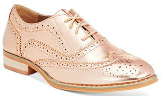Shoe of the Day | Wanted Babe Lace-Up Oxfords