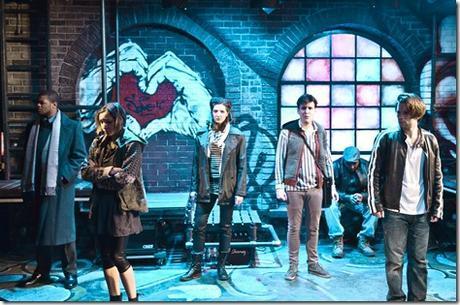 Review: Rent (Theo Ubique Cabaret Theatre)