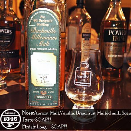 Bushmills Millennium Malt Review