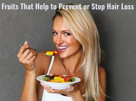 Fruits That Prevent Hair Loss