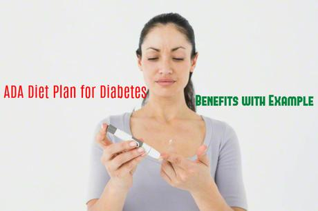 ADA Diet Plan for Diabetes