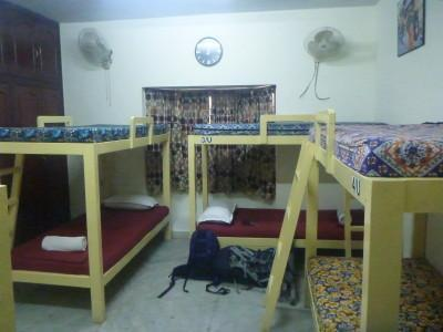My comfortable room