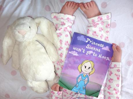 Review | Princess Sienna won't go to sleep