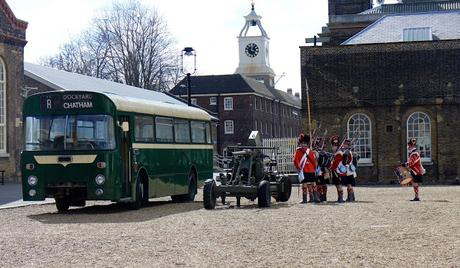 Chatham Historic Dockyard (Part 1)