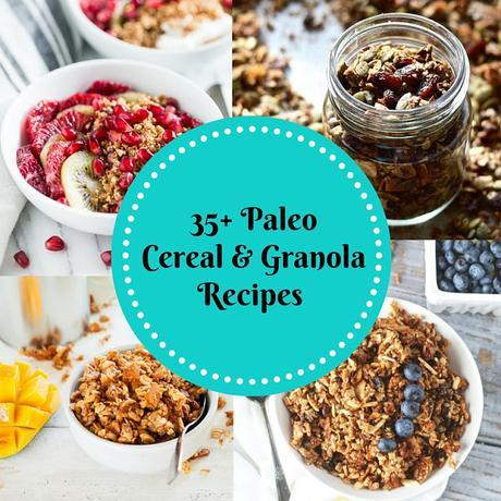 The Best Paleo Cereal and Granola Recipes (Grain Free, SCD, GAPS)