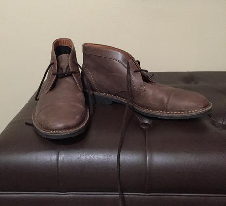 Review of Rockport Trend Worthy Captoe Chukka Boots