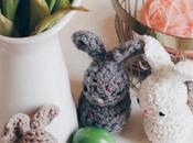 Easter/Oster DIY! Crochet Bunny!/ Häkelhase!