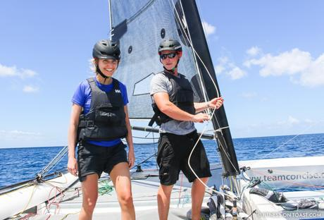 Fitness On Toast Faya Blog Girl Healthy Workout Active Health Travel Helly Hansen Barbados Sailing Team Concise Caribbean Destination-41