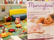 Mummytime Pop-Up Event