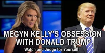 The Viciousness Of Megyn Kelly And Her Crazy Obsession With Donald Trump