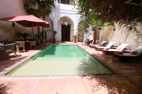 The beautiful Riad Charai