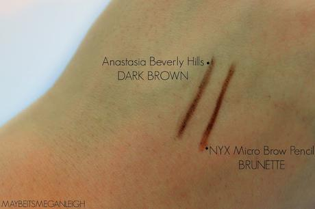NYX Micro Brow Pencil | My Go To Brow Product