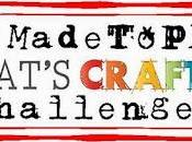 That's Crafty Challenge