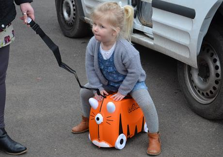 Days Out | Wild Place Project with Trunki