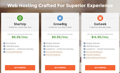 SiteGround - Web Hosting Crafted For Top Website Performance and Satisfaction - 30% off Hosting from 3/25-3/28/16!