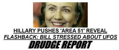 Drudge Report March 25, 2016