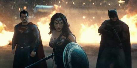 Movie Review: Batman v Superman: Dawn of Justice.