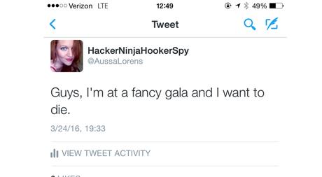 I'm So Fancy (Please Kill Me)