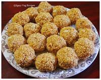 Til Ke Ladoo-Sesame Candy