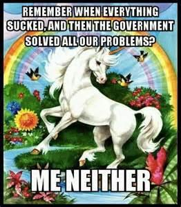 government solve all problems