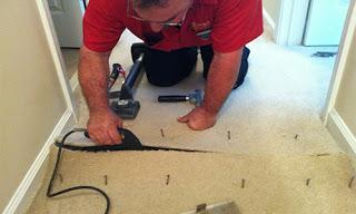 Repair Your Damaged Carpet With Invisible Mending