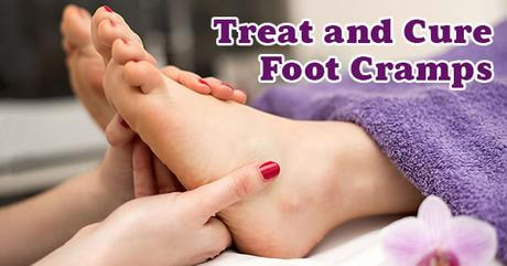How to Treat and Cure Foot Cramps - Paperblog