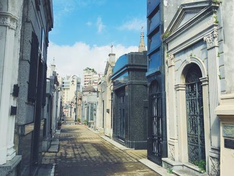 48 hours in Buenos Aires - Recoleta Cemetery