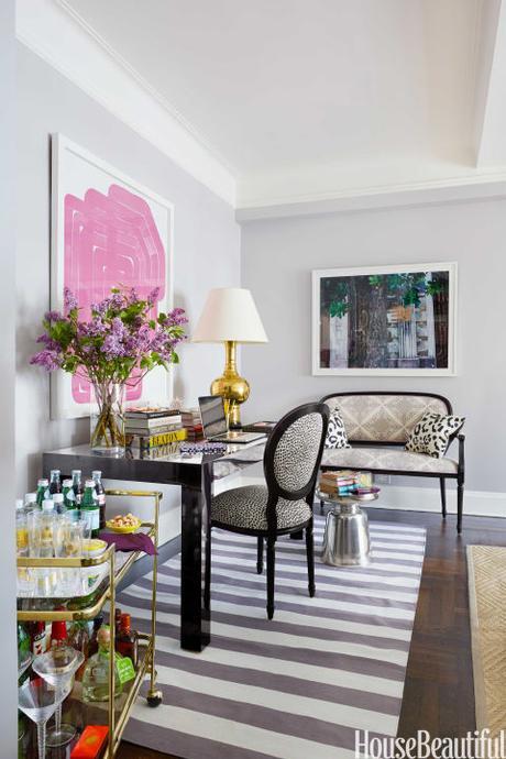 Fresh home office inspiration