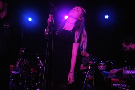 HAELOS Played Their First NYC Show at Mercury Lounge [Photos]