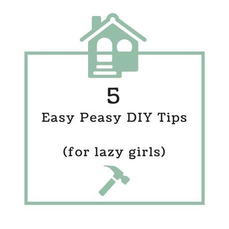 DIY TIPS FOR LAZY GIRLS (1)