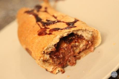 Pizza Dessert Roll Up