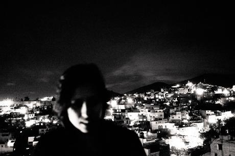 One of my #SorryAnton portraits at night from the terrace, maybe this is my favourite!