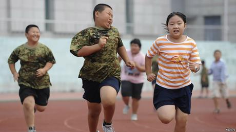 "It's Not About Calories – Asian Children Face ""Skyrocketing"" Obesity AND Lack of Nutrients!"