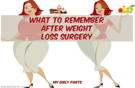 What To Remember After Weight Loss Surgery