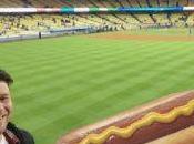 Dodger Stadium Section.