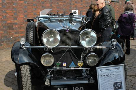 Talbot 105 Tourer