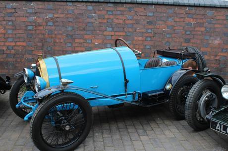 Bugatti Brescia T13