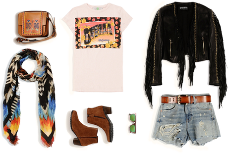 The Ultimate Music and Arts Festival Look - Coachella 2016