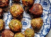 No-Bake Healthy Peanut Butter Truffles