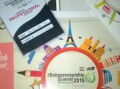 Entrepreneurship Summit 2016- Global Milange #Startups