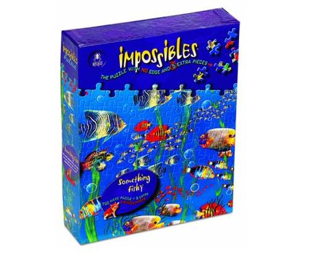 Fishy Impossibles Jigsaw Puzzle - 755 Pieces