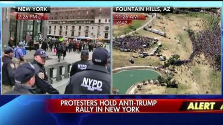 New breed of crisis actors: Fake political protesters