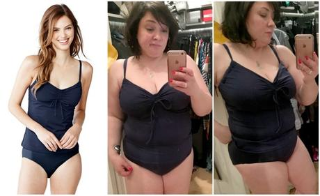 Swimsuit Review: More Suits for a Large Bust and Soft Belly