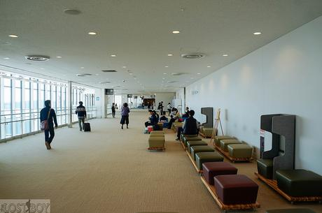 The Narita Airport Terminal 3 Experience with Jetstar Japan