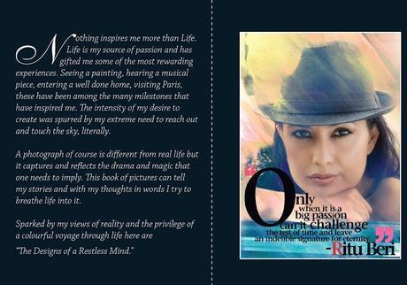 Ritu Beri Book Launch : The Designs Of  A Restless Mind